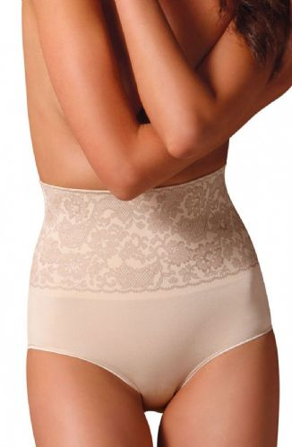 Bridal shapewear, body control briefs, nude